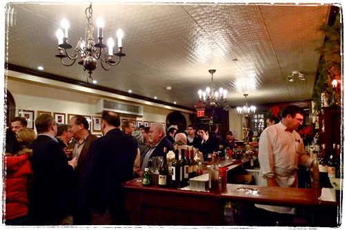 Bar at Peter Luger